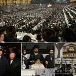 Photos: Satmar Marks Yom Tov in Crown Heights
