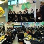 Bais Rivkah Highschoolers Celebrate 19 Kislev