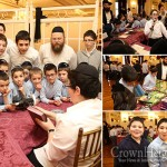 Oholei Torah Hosts Book Fair for Hey Teves