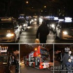 Menorah Parade Spreads Chanukah Light in NYC