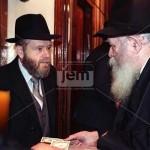 Boruch Dayan Hoemes: Rabbi Yosef Waldman, 84, OBM