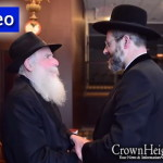 Video: Head Shliach Greets Chief Rabbi