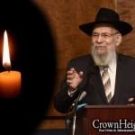 Boruch Dayan Hoemes: Rabbi Dovid Edelman, 90, OBM