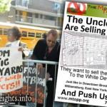 Anti-Rezoning Activists' Flyers Have Anti-Semitic Undertones