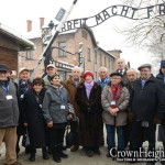 Survivors Return to Auschwitz 70 Years Later