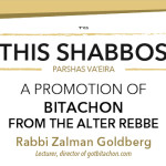 Shabbos at the Besht: Bitachon