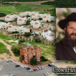 Eldest Son to Replace Father as Rov of Kfar Chabad