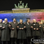 Rabbis and Imams Lock Arms at Berlin Unity Rally