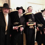 8 Sifrei Torah Dedicated to Victims of Terror