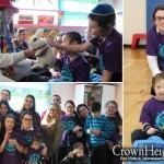 Children with Special Needs Enjoy Winter Camp
