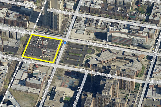 902 Franklin Avenue. Photo: Bing Maps.