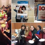 Bnos Chomesh Students Say 'Thank You, Mother'