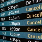 Snow Leads to Hundreds of Flight Cancelations