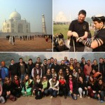 Photos: Tefilin at the Taj Mahal