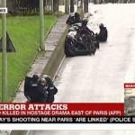 Lubavitcher Among 5 Hostages in Paris Kosher Supermarket