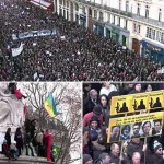 Hundreds of Thousands March in Unity in Paris