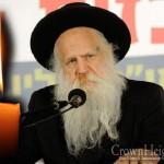 Boruch Dayan Hoemes: Rabbi Mordechai Shmuel Ashkenazi, 71, OBM