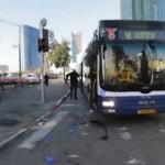 Palestinian Terrorist Stabs 12 on Tel Aviv Bus