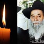Boruch Dayan Hoemes: R. Yaakov Yosef Lepkivker, 86, OBM