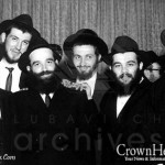 From Days Gone By: Bochurim of the Early '60s