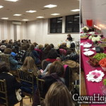 Dozens Brave Cold to Attend Marriage Seminar