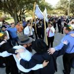 New Torah Dedicated at Chabad of USF