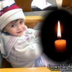 Boruch Dayan Hoemes: Adele Biton, 5, HYD