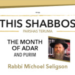 Shabbos at the Besht: The Month of Adar and Purim