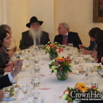 Picture of the Day: Judeo-Francophone Luncheon