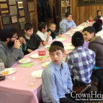 ULY-OP Students Honor the Rebbetzin with Siyum