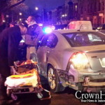 Driver Arrested After Fleeing Police, Crashing 3 Cars