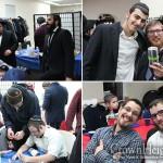 Friendship Circle Boys Celebrate Yud Shvat