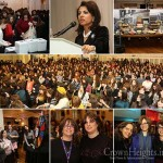 Lebanese Refugee Inspires Women at KSCVK Auction