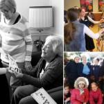 Students Visit Nursing Homes, Bring Joy to Elderly