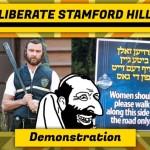 Neo-Nazis Plan Rally in Stamford Hill, London
