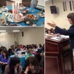 Montreal Women Gather for Chof Beis Shvat