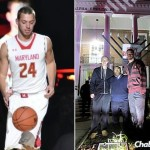 Basketball Player Scores Points for Judaism
