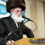 Thursday: Special Adar Gathering with Reb Yankel Miller