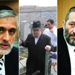 Chabad Caught in Middle of Israeli Political War
