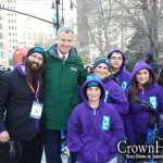 Picture of the Day: Cteens Bump in to Mayor