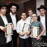 Melbourne Students Awarded for Mishnayos Baal Peh