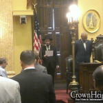 Picture of the Day: Invocation at Baltimore City Hall