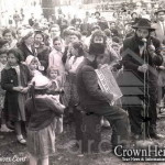 From Days Gone By: Uncle Yossi on the Accordion