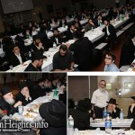 Photos: Central Yud Alef Nissan Farbrengen