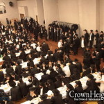 Live Video: Celebrating the Rebbe's 113th Birthday