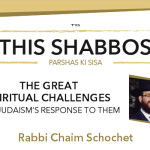 Shabbos at the Besht: The Great Spiritual Challenges