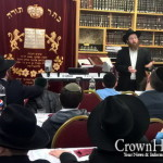 Avos U'Bonim in Manchester Comes to a Close