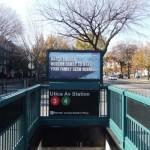 Teen Girl Pushed onto Subway Tracks, Robbed