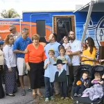 Trailer Paying Tribute to Slain Rabbi to Travel Across U.S.
