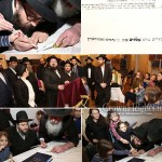 Marking 5 Years, Besht Begins New Torah